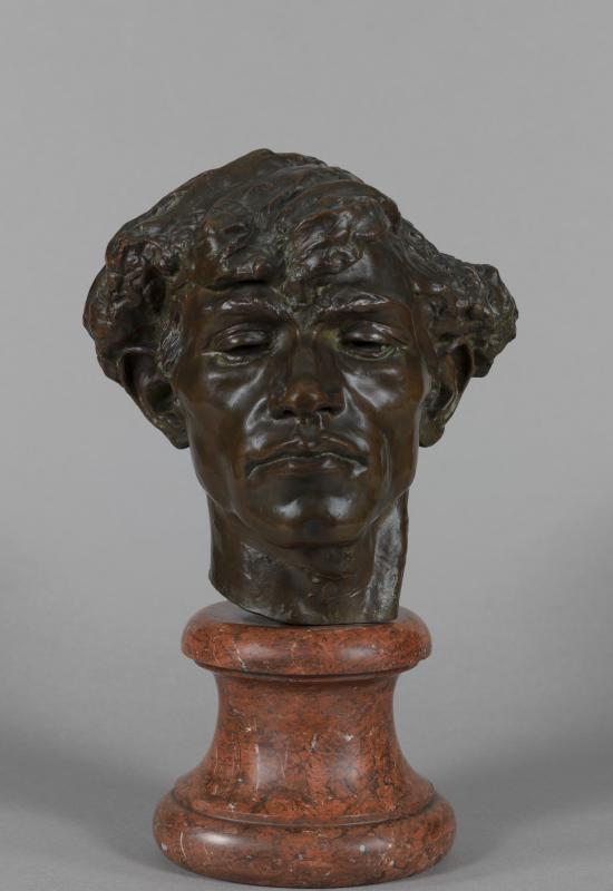 Le sculpteur et son modèle